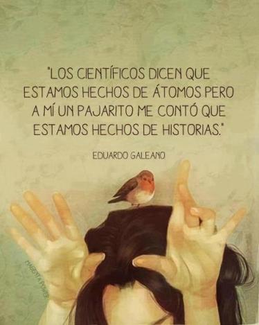 Storytelling Galeano